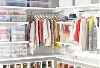 Consigli utili su come riorganizzare il tuo guardaroba