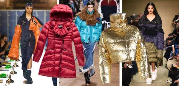 Il piumino può e sta diventando, un vero e proprio capo di alta moda!