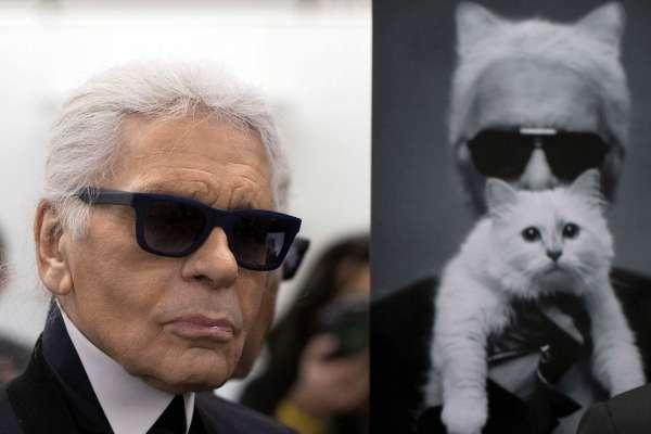 L'ereditiera di Karl Lagerfeld