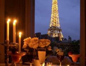 Cena Romantica Parigi ChezMadeleine