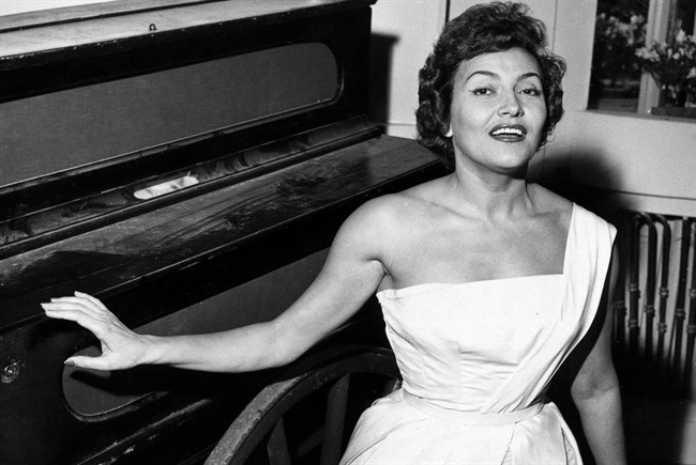 Nilla Pizzi: vincitrice della prima edizione del Festival di Sanremo