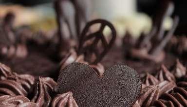 Cioccolato per festeggiare l'amore!