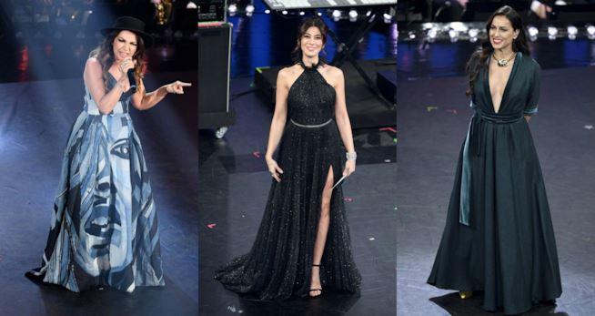 Sanremo 2019: i look della quarta serata