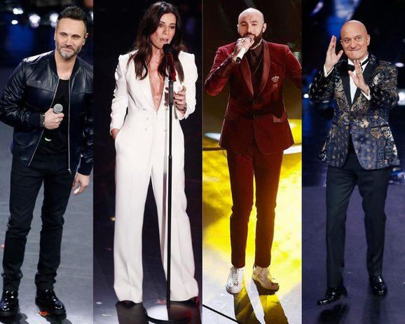 look Sanremo 2019