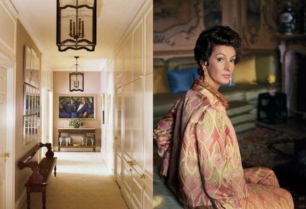 Elegante nel vestire, strepitosa designer e amante della moda