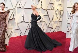 oscar 2019 red carpe look vestiti foto 1551056856