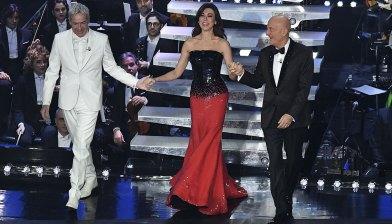 Sanremo: i look della finale