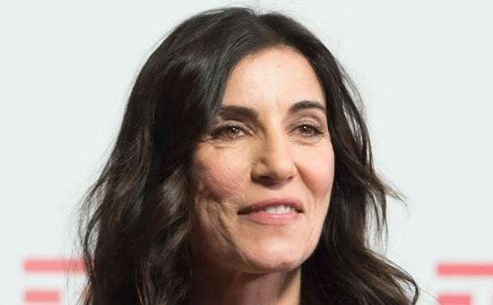 Paola Turci: i segni sul volto della catante prima delle operazioni