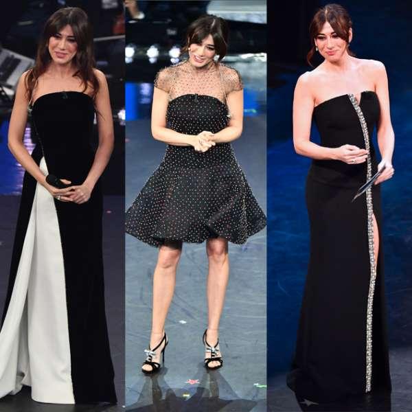 Una consueta dose di glamour! Sanremo 2019 : i look di Virginia Raffaele