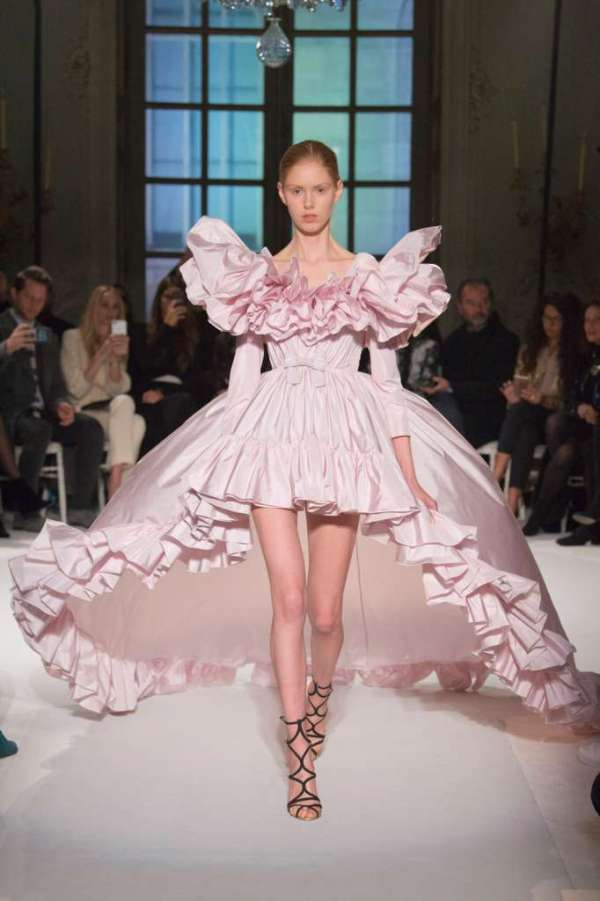 Giambattista Valli Spring 2017 Couture Collection Paris Fashion Week Tom Lorenzo Site 1