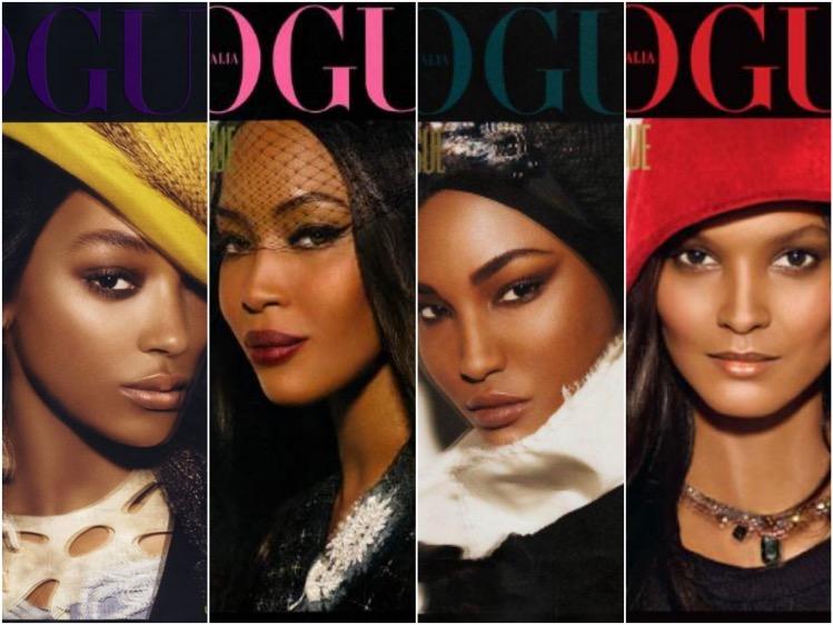 Vogue copertina