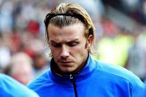 David Beckham Hair 10
