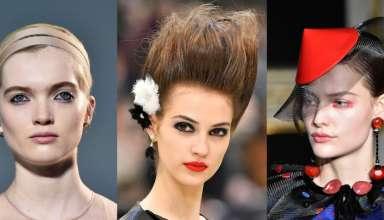 Tendenze capelli: ferretti, fermagli e cerchietti