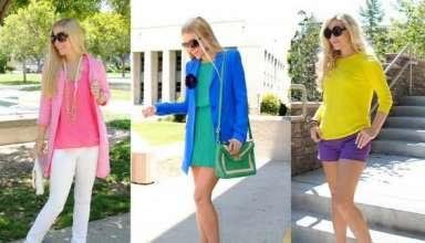 Come abbinare i colori dei vestiti: