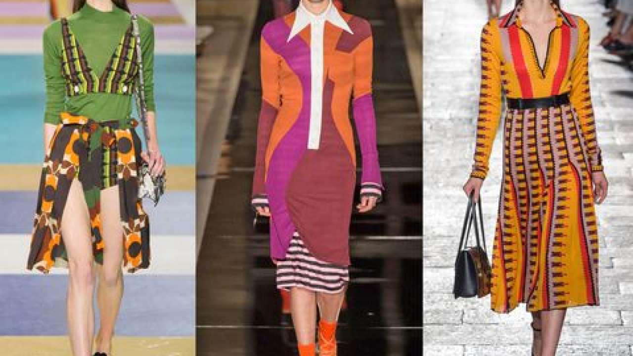 Abiti Da Sera Stile Anni 70.Moda Anni 70 La Moda Che Torna Di Moda