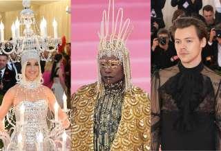 Tutti i look originali del Met Gala 2019