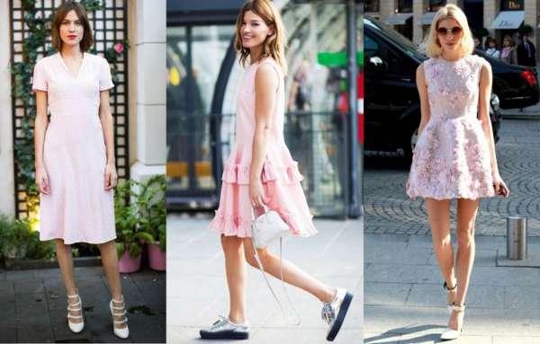 Rosa Cipria: l'abbinamento giusto per un look stiloso!