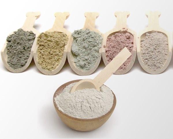 L'argilla è nota fin dall'antichità per le sue grandi virtù purificanti e mineralizzanti