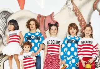 Moschino Baby&amp: la collezione P/E 2019