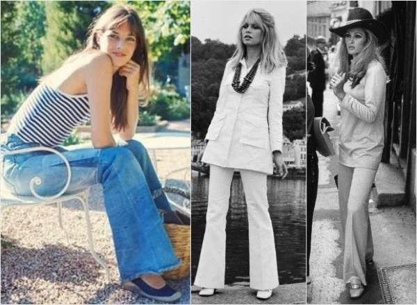 Il ritorno della moda Anni '70
