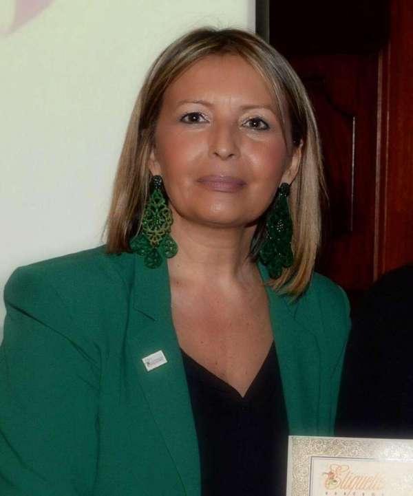 Simona Artanidi, fondatrice di Etiquette Italy
