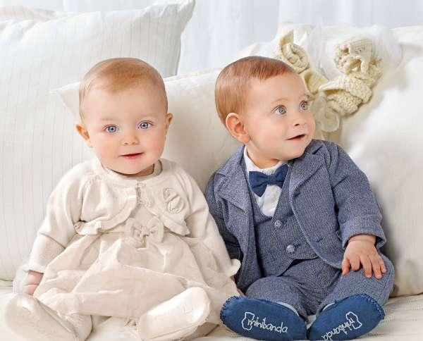 Come fare star comodi i bambini rendendoli eleganti allo stesso tempo in un giorno così importante e significativo?
