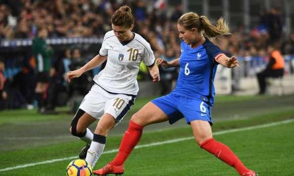 Calcio femminile: in fase di sprint?