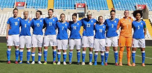 italia calcio femminile