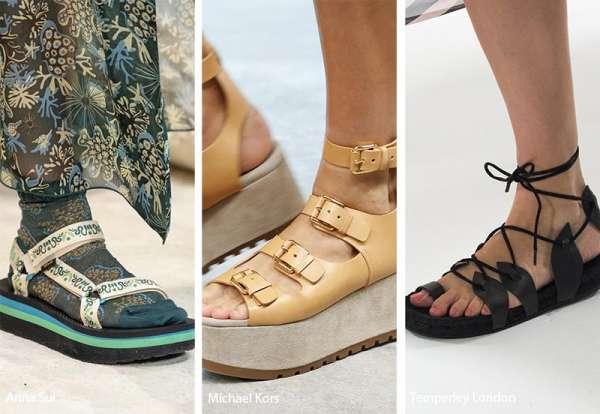 Ma quali saranno i sandali preferiti durante l'estate 2019?