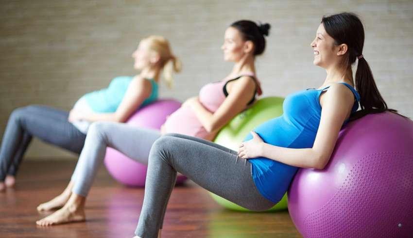 Attività fisica in gravidanza