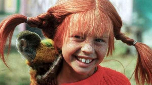 Quest'anno la famosissima e birbante Pippi Calzelunghe festeggia 50 anni di televisione, spettacolo, risate e... moda!