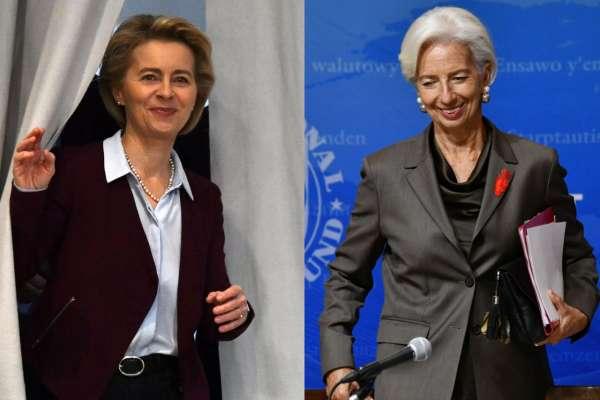 Von der Leyen e Lagarde: quali ruoli ricoprono?
