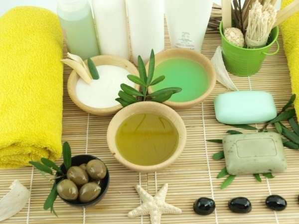 olio di oliva cura la pelle