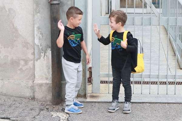 vestiti per bambini outfit kenzo kids