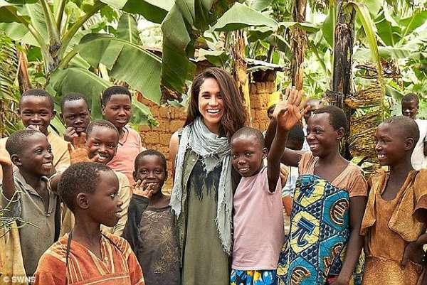 La duchessa della discordia conquista l'Africa
