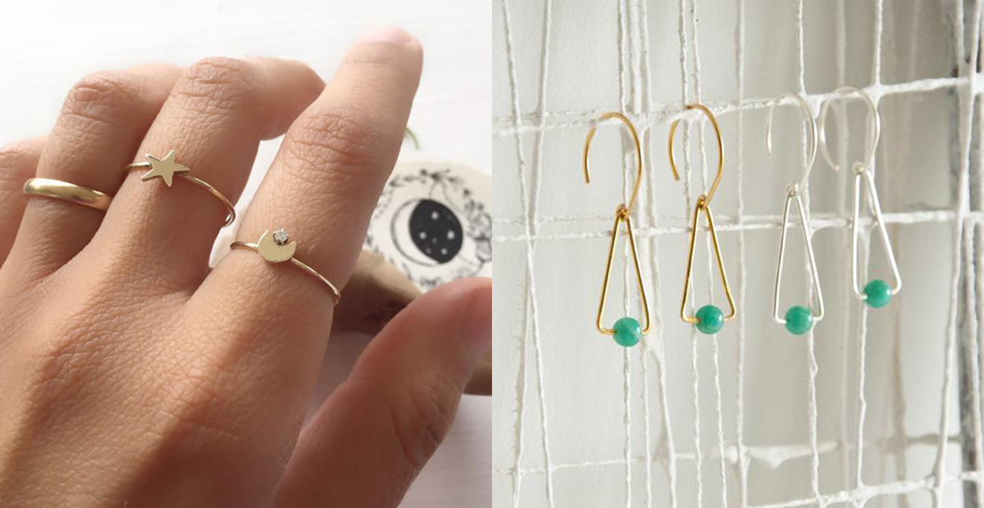 gioielli sostenibili Francy jewel
