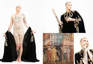 Sanremo 2020: i look e la metamorfosi di Achille Lauro