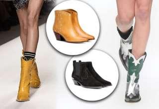 il ritorno degli stivali texani come indossare i camperos di tendenza quest inverno
