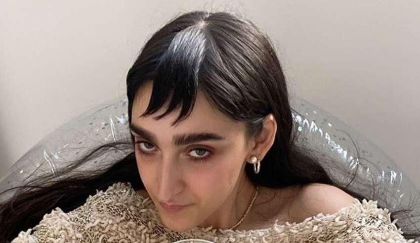 ARMINE HARUTYUNYAN, la modella di Gucci vittima di body shaming