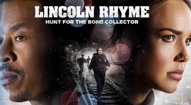 """Su Italia 1 Arriva Lincoln Rhyme - """"Caccia al collezionista di ossa"""""""