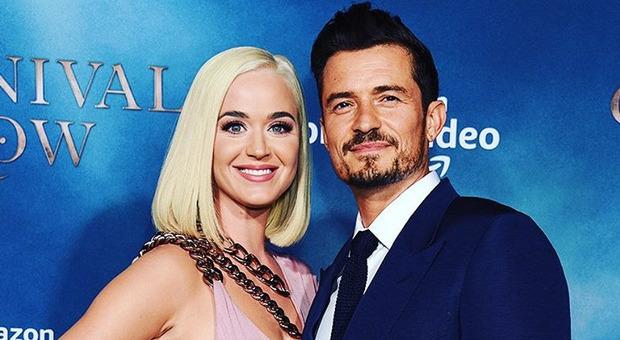 Katy Perry e Orlando Bloom sono diventati genitori