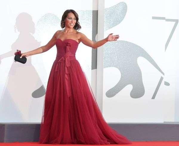 La De Girolamo incanta tutti al Festival Del Cinema 2020