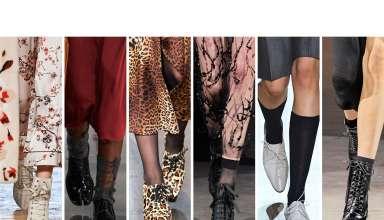 Scarpe francesine, la tendenza moda autunno-inverno 2020-2021