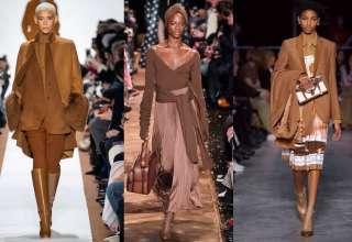 Brown, il colore di tendenza di questo autunno-inverno 2020
