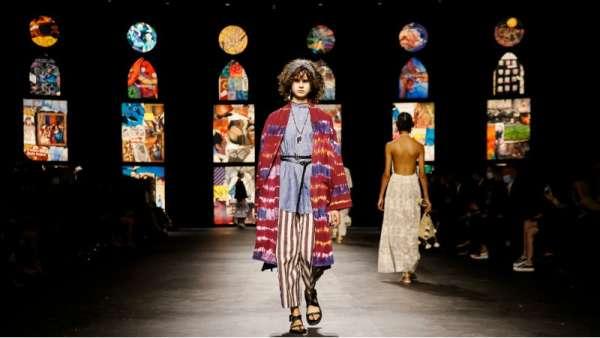 """Dior, la collezione primavera estate 2021 presenta una """"donna libera"""""""
