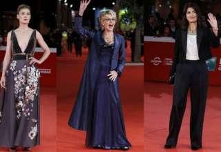 Festa del Cinema di Roma: gli hairs trend dell'Autunno 2020