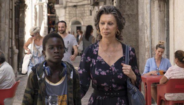 """""""La vita davanti a sé"""", il ritorno di Sophia Loren al cinema"""