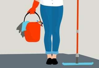 Come pulire e disinfettare casa evitando il contagio?