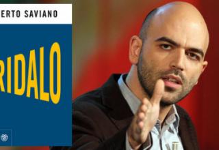 """""""Gridalo"""", il nuovo libro di Roberto Saviano"""