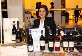 Antonella Porto, Export manager di una nota azienda vitivinicola
